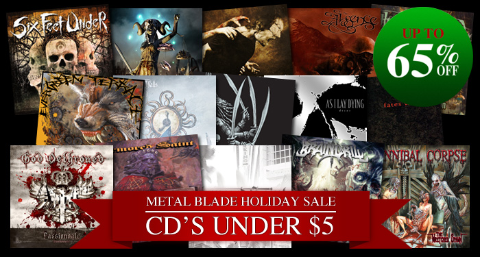 Holiday Sale - CD's