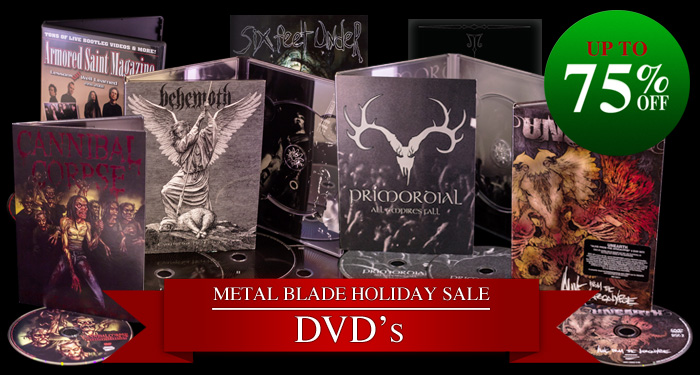 Holiday Sale - DVDs