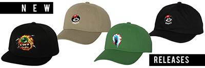 New Hat Releases