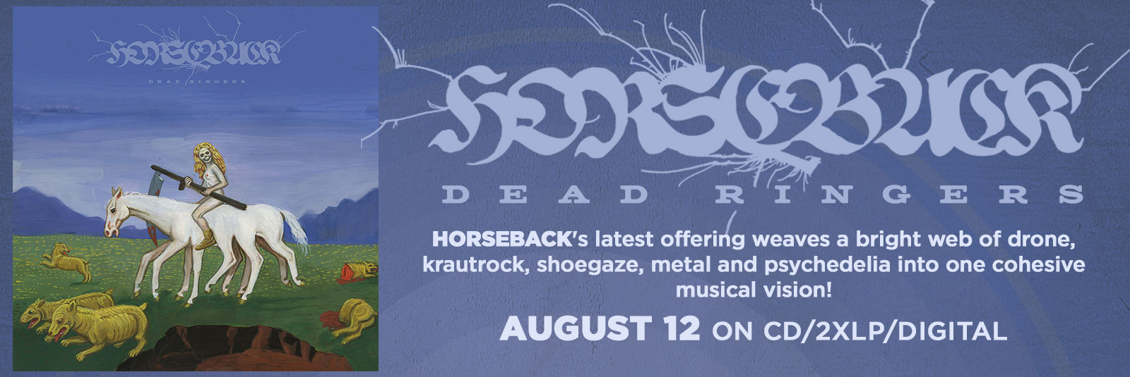 horseback-dead-ringer-lp-cd-merch