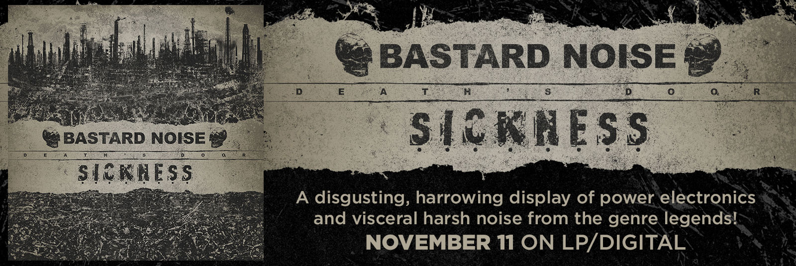 bastard-noise-sickness-split0lp