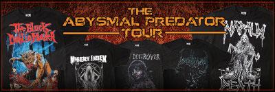 Abysmal Predator Tour