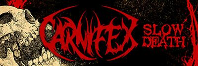 Carnifex Slow Death Pre-ORder
